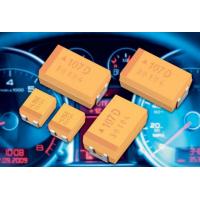 AVX车载钽电容-TAJ Automotive Range