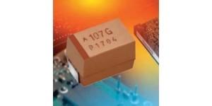 AVX TCJ系列高分子钽电容